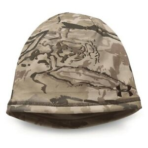 9f6349914737d Under Armour 1300468901OSFA Reversible 2.0 Realtree Camo Hunting Mens  Beanie Hat