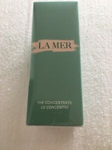 La Mer The Concentrate 1 fl oz  30ml Anti-aging Serum **AUTHENTIC+NEW+SEALED**