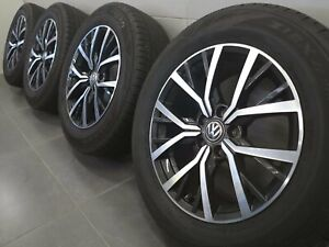 17 Inch Original Summer Wheels VW Tiguan AD1 Allspace 5NN601025K Tulsa Design