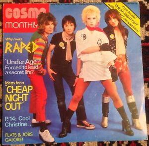 RAPED cheap night out*foreplay playground 1978 UK PAROLE PS 45 INSERT