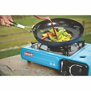 Coleman Portable Butane Stove Outdoor Picnic Camping Gas Burner Travel