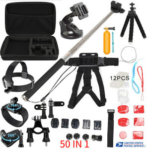 Full HD Action Camera Sport Camcorder Waterproof DVR 1080P4K WiFi Remote Go Pro