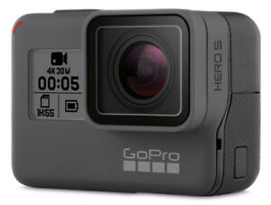 Open box- GoPro HERO5 Action Camera Black 4K HD Camera Touch Screen*Camera only
