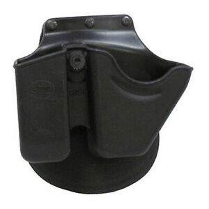 Fobus Combo Pouch Cuff/Mag Roto Paddle Holster Glock 9/40 Blk Right Hand CU9GRP