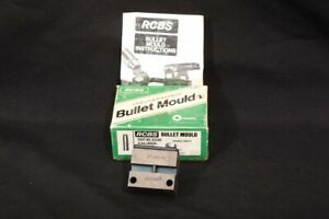 RCBS 2-Cavity Bullet Mold Mould 27-130-FN .270 Win. Cal .277