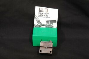RCBS 2-Cavity Bullet Mold Mould 45-300-FN .45 Cal Rifle .457
