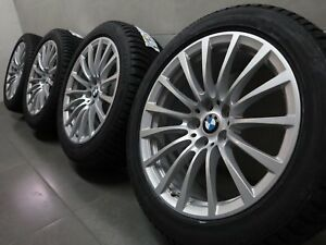 18 Inch Winter Wheels Original BMW 5 Series G30 Touring G31 Styling 619 Design
