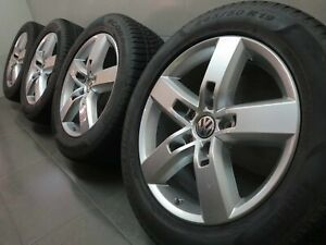 19-inch Original Winter Wheels VW Touareg 7P Everest Design 7P6601025D (C139)