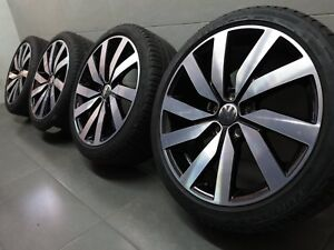 18 Inch Original Summer Wheels VW Golf VI VII Marseille Design 5G0601025AL