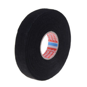 Tesa tape 51608 adhesive cloth fabric wiring loom harness 25m x 19mm H UCO
