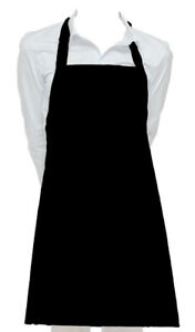 Cutest Ever Black Vinyl Waterproof Apron Durable Lightweight Dish Wash Grooming