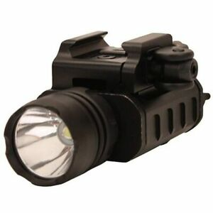 Leapers LED Weapon Light Compact with QD Lever Lock 400 Lumens Blk LT-ELP223Q-A