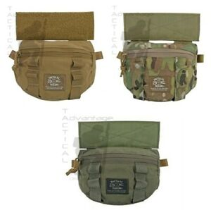 Tactical Tailor Plate Carrier Lower Accessory Pouch - coyote multicam or ranger
