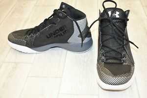 Under Armour Torch Fade Basketball Shoe - Men's Size 9.5 - Black