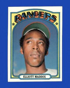 1972 Topps Set Break #277 Elliott Maddox NM-MT OR BETTER *GMCARDS*