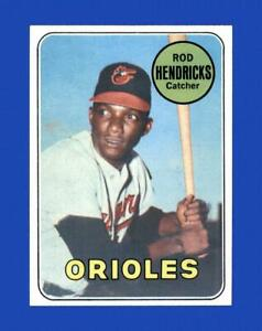 1969 Topps Set Break #277 Elrod Hendricks NM-MT OR BETTER *GMCARDS*