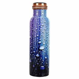 Copper Water bottles Master advanced technology Healing Health Benefits $42.00