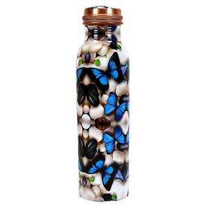 Copper Water bottles Master advanced technology Healing Health Benefits $45.00