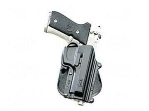 Fobus C21BRP ROTO Paddle Style RH Browning HP/Kahr P9 Compact Style Gun Holster