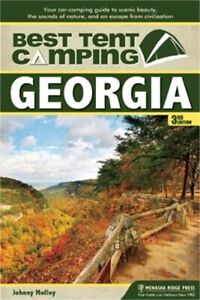 Best Tent Camping: Georgia: Your Car Camping Guide to Scenic Beauty the Sounds
