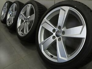 18 Inch Winter Tires Original Audi A3 S3 8V0601025DL 5-arm-dynamic Design (C63)