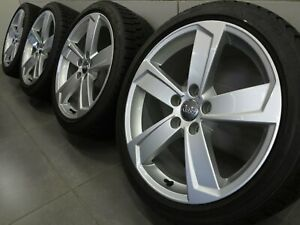 18 Inch Winter Tires Original Audi A3 S3 8V0601025DL 5-arm-dynamic Design (C28)