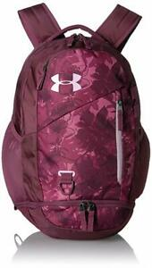 Under Armour Hustle 4.0 Backpack Pace Pink (669)Pink Fog One Size Fits All