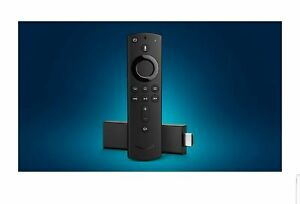 Amazon Fire TV Stick 8GB 4K Media Player - Black