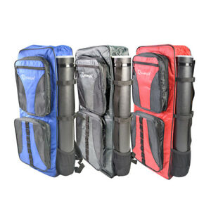 1set Compound Bow Bag Arrows Quiver Portable Bow Backpack Pouch Hunting Shooting