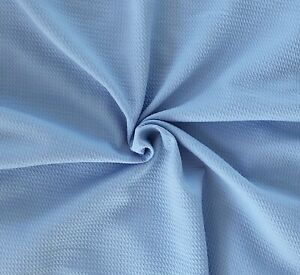 Bullet Fabric, Textured Bullet Liverpool Poly/Spandex Stretch Knit Hair Bow