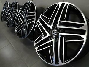 19 Inch Rims VW Tiguan II AD1 5FJ601025A Exclusive Design Alloy Rims