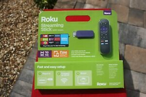 Roku Streaming Stick (2nd Generation) 3500X HDMI M-Go Edition - Purple
