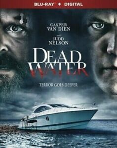 NEW DEAD WATER BLU RAY Digital with SLIPCOVER $6.95