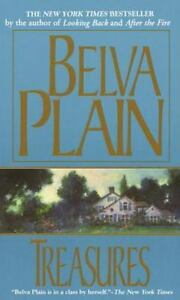 Treasures, Plain, Belva, Good Condition, Book