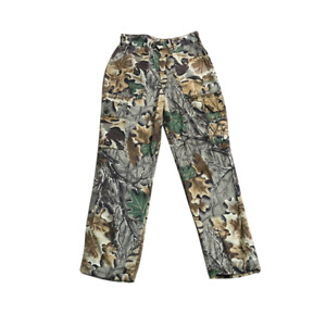 Youth Hunting Camo Pants Size 16