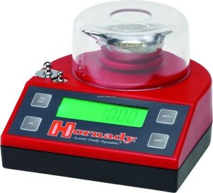NEW Hornady Lock-N-Load Electronic Bench Scale 1500 Grain 050108