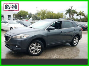 2014 Mazda CX-9 Touring 2014 Touring Used 3.7L V6 24V Automatic Front Wheel Drive SUV Bose Moonroof