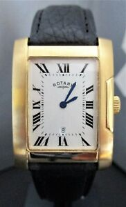 ROTARY SAVANNAH MENS WATCH.