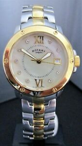 ROTARY LADIES QUARTZ WATCH.