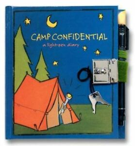 Camp Confidential: A Light-Pen Diary  Rogge Robie  Good  Book  0 Misc. Supplies