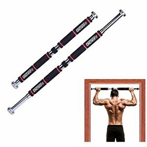 Pull Up Bar Doorway Chin Up Bar Household Horizontal Bar Home Gym Exercise