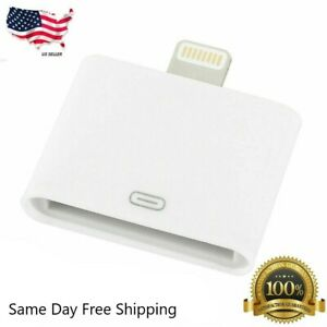 30 pin to 8 pin lightning adapter converter for apple iphone ipad ipod New USA