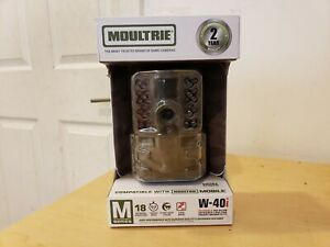 New!!! Moultrie  W-40i 18MP Illumi-Nite Sensor Game Cam MCG-13239