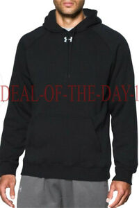 NWT Under Armour Cold Gear Loose Fit Hoodie Pullover Sweatshirt Men's 2XL  XXL
