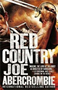 Red Country Hardback or Cased Book