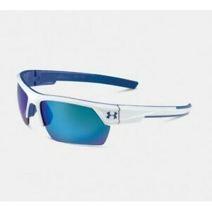 Under Armour 8600051-104361 Igniter 2.0 WhiteBlue UV Protection Sunglasses