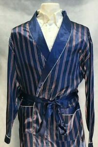 Mens Silk Satin Robe Designer High Quality