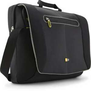 Case Logic 17 inch Laptop Messenger Bag - Black - 3201167