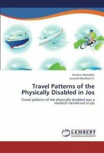 Travel Patterns of the Physically Disabled in Jos $86.13