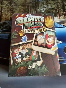 Gravity Falls Complete Series (DVD, 2018) New and Sealed!